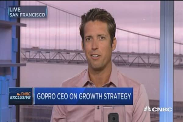 Smallest camera we've ever made: GoPro CEO