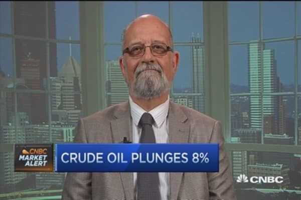 Worst over for crude: Pro
