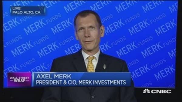 Merk: Greece is a sideshow for world markets