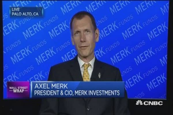 Merk: Greece is a sideshow for world markets