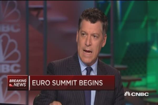 Top trades for the 2nd half: Euro summit begins