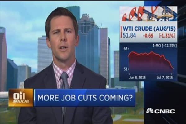 Another round of oil cuts coming?