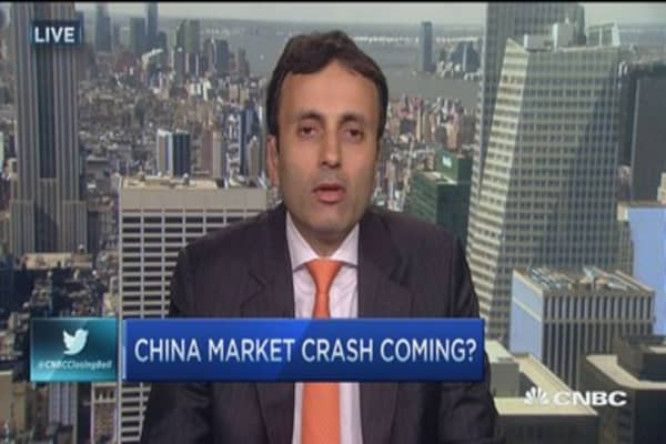 Most extreme China bubble?