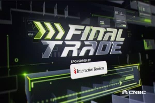 Fast Money Final Trade: FIT, SPY, TEVA & LVS