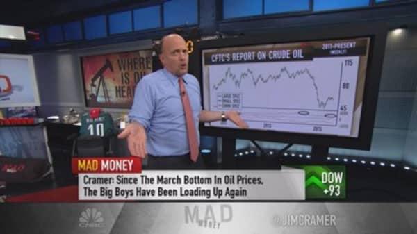 Cramer's crude reality: Where is oil headed?