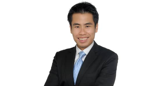 Getty Goh, co-founder and chief executive officer of Singapore-based crowdfunding platform CoAssets.