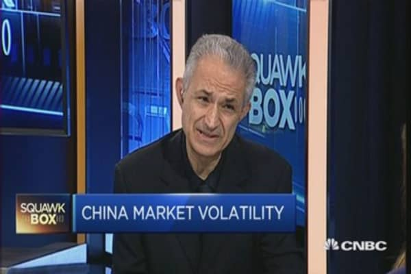 China is a bubble and it will burst: Pro