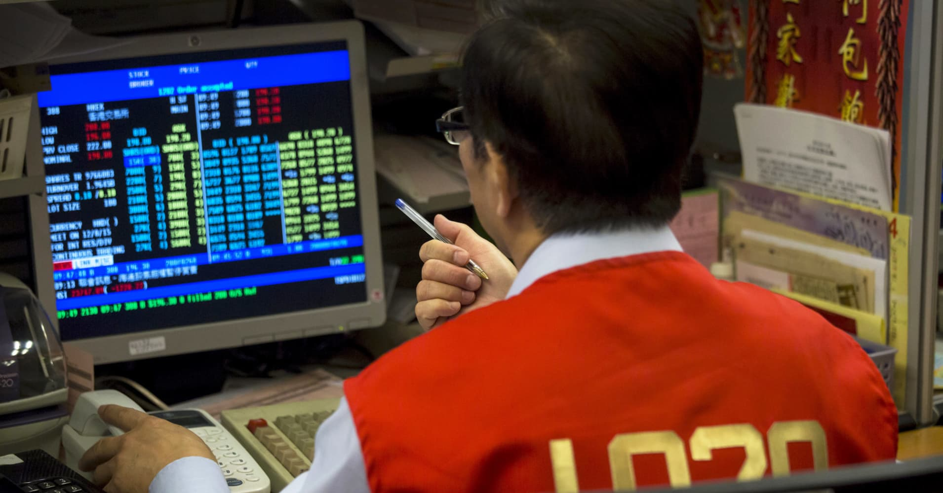 The big bet on a big move for Chinese stocks