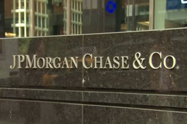 JPMorgan pays up