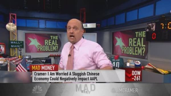 Cramer: China an issue for these companies...