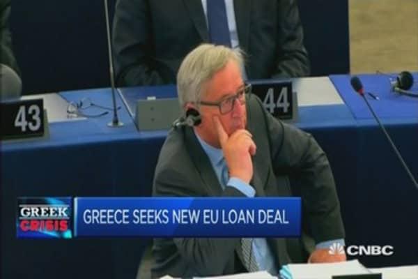 ECB maintains liquidity aid for Greek banks