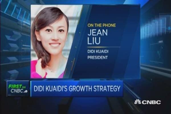 Didi Kuaidi: We get strong government support
