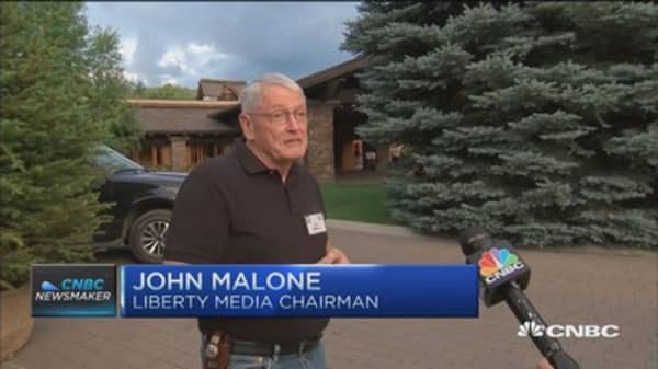 John Malone focused on content