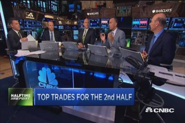 Top trades for the 2nd half: Up, down & sideways