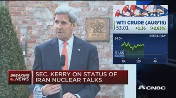 Kerry: We'll end the process if no progress made