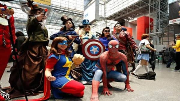 A big year of change at Comic-Con