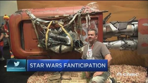 Comic-Con: 'Star Wars' fanticipation