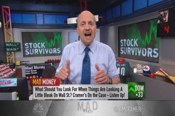 Cramer's hand-picked safe-haven stocks