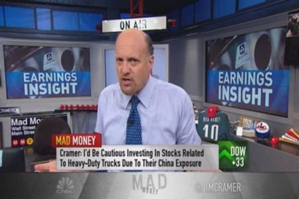 Cramer: US economy doing better than expected