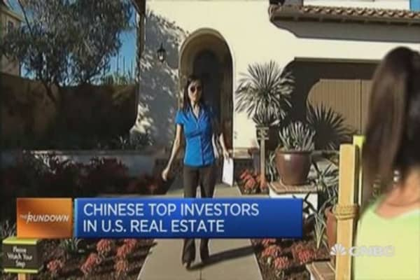 Will trouble in Chinese stocks hurt US housing?