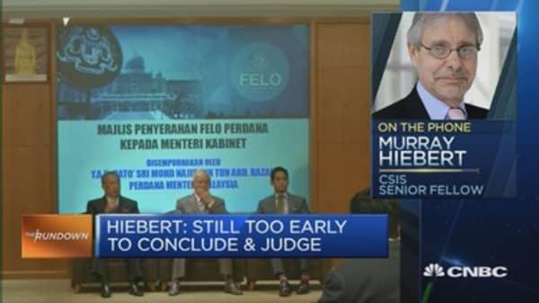 Can Malaysia's Najib survive political crisis?
