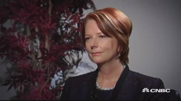 Julia Gillard on Australian politics