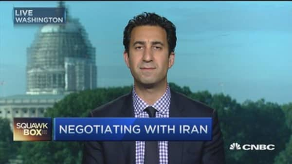 When negotiating with Iran expect this...