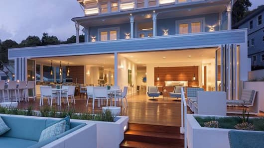 Casa Madrona Hotel & Spa, Sausalito, California