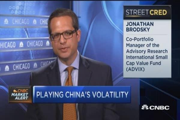 Pro likes Hong Kong over Shanghai market