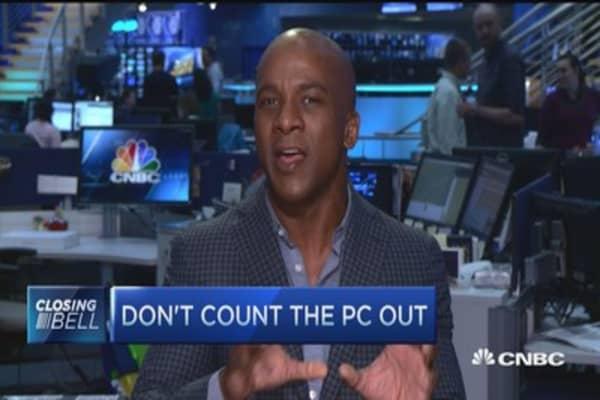 PC: Not dead, yet