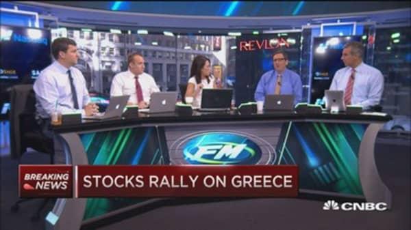 US stocks heading higher?