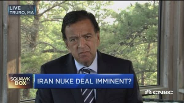 Iran behavior concerns linger: Bill Richardson
