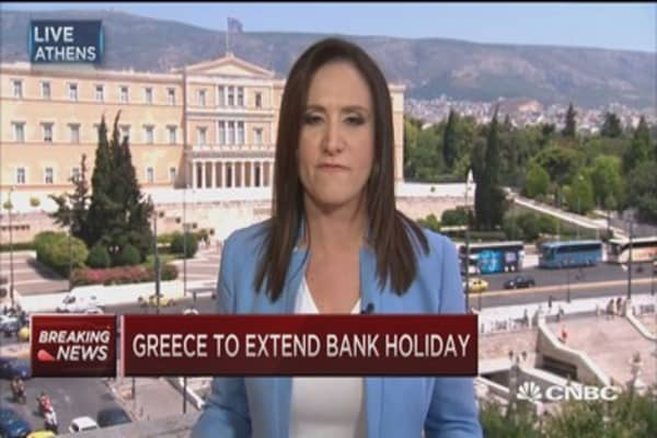 Greek deal details