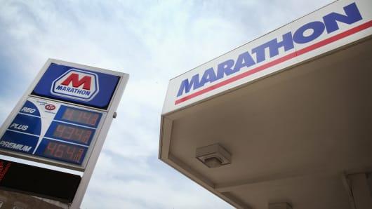 Marathon PetroleumAndeavor Merger Checks The Boxes Where It Counts Fascinating Marathon Oil Stock Quote