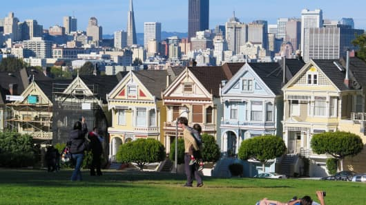 San francisco in housing correction for Best homes in san francisco
