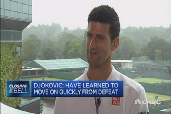 I have learned to move on quickly from defeat: Djokovic