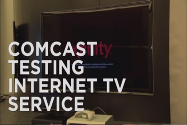 Comcast to launch streaming cable service