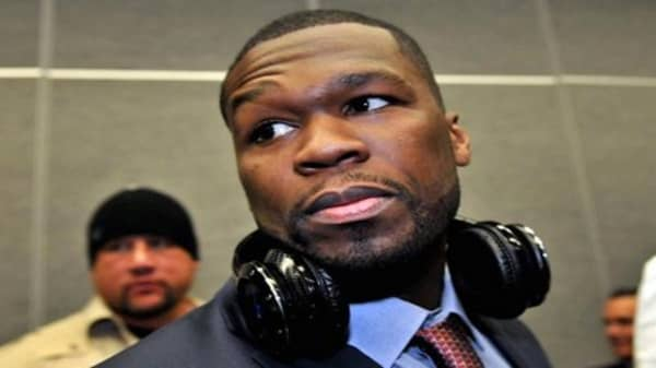 Rapper 50 Cent files for bankruptcy