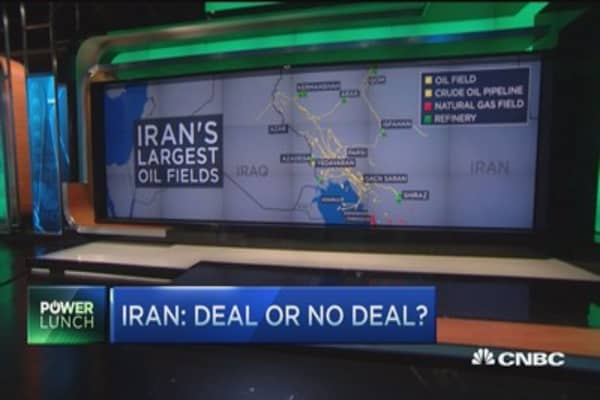 Iran deal by summer's end?