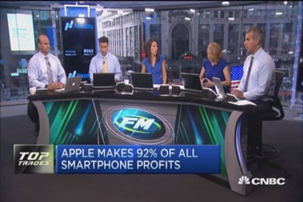Apple momentum grows
