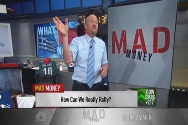 Cramer: Greek deal might actually work