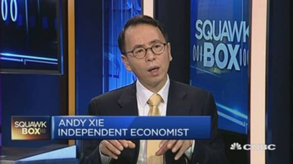 China markets remain in infancy: Andy Xie