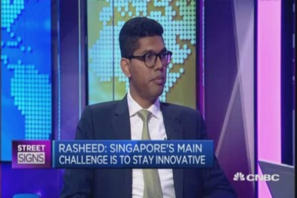 Singapore Q2 GDP misses expectations