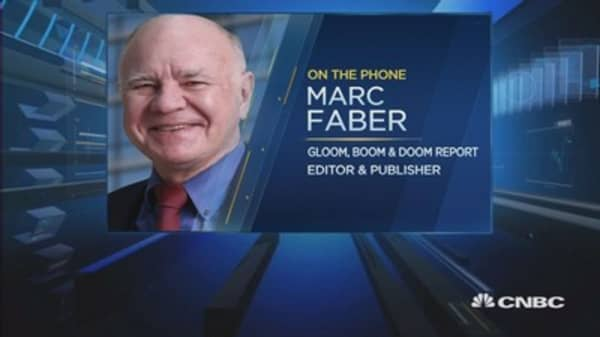 Further A-share declines coming: Marc Faber