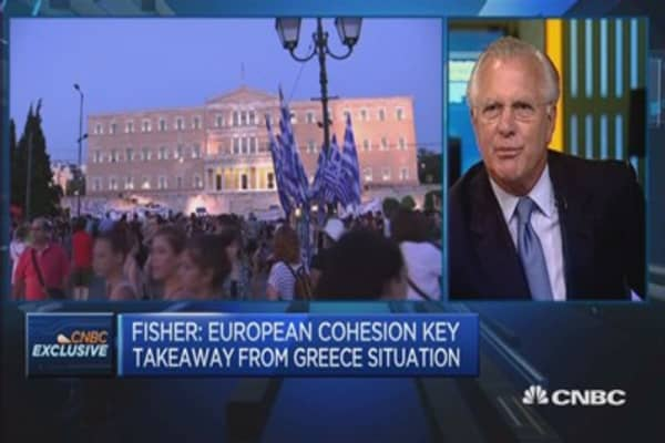 Fiscal authorities are failing: Fisher
