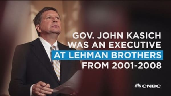 One-on-one with Gov. John Kasich