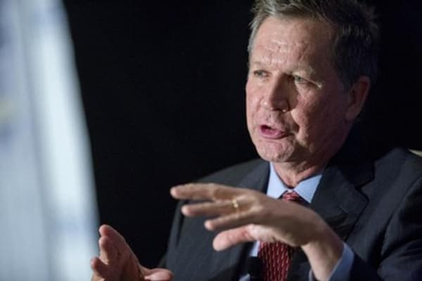 Gov. Kasich: GOP should defends downtrodden