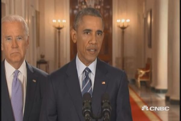 Pres. Obama remarks on Iran nuclear deal