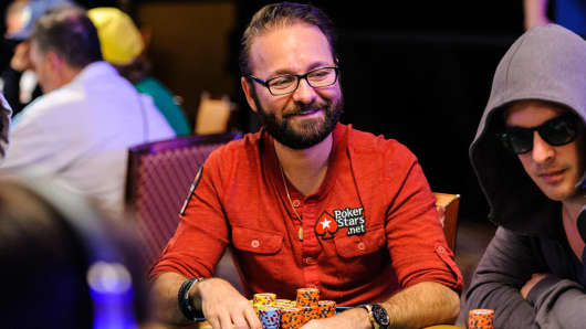 Daniel Negreanu, World Series of Poker
