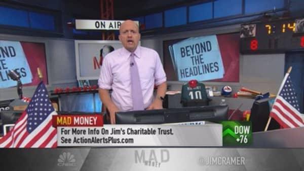 Cramer: Costly earnings season mistakes